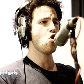 Calum Singing for Mans Ruin
