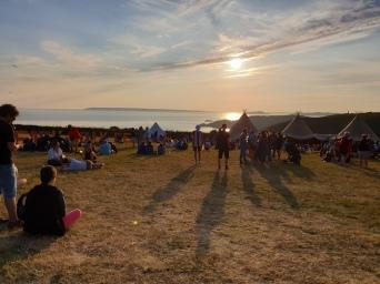 Sark Festival Grounds