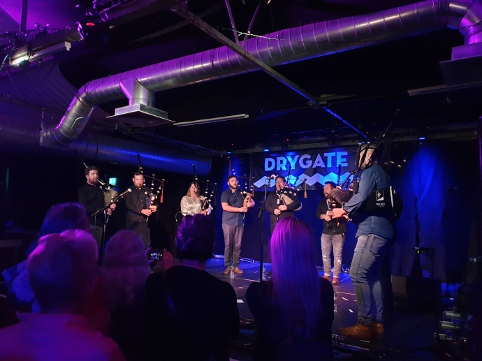 Tryst Drygate Gig 1